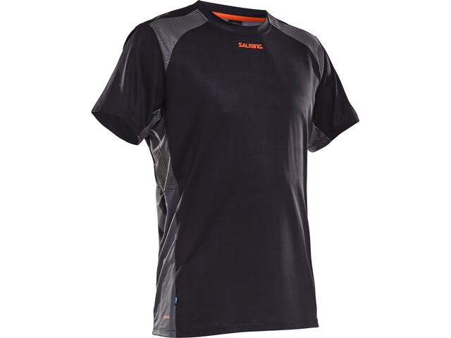 Salming Challenge T-shirt Heren, black